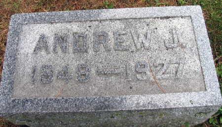 TAMBLYN, ANDREW J. - Linn County, Iowa   ANDREW J. TAMBLYN