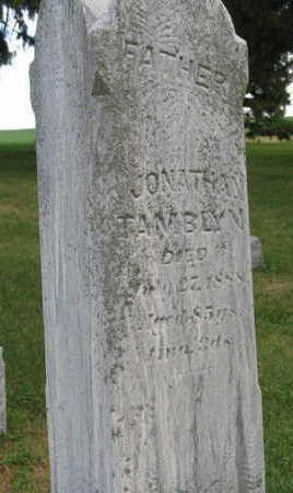 TAMBLYN, JONATHAN - Linn County, Iowa | JONATHAN TAMBLYN