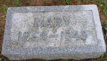 TAMBLYN, MARY - Linn County, Iowa   MARY TAMBLYN