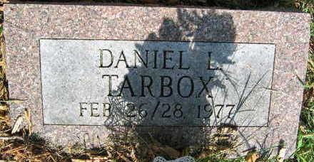 TARBOX, DANIEL L. - Linn County, Iowa   DANIEL L. TARBOX
