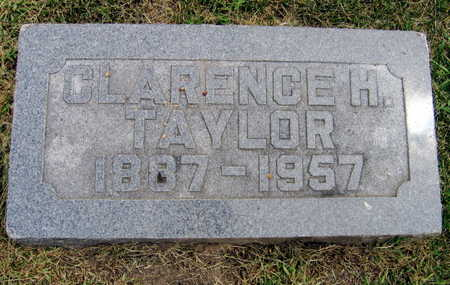TAYLOR, CLARENCE H. - Linn County, Iowa | CLARENCE H. TAYLOR