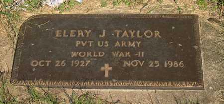TAYLOR, ELERY J. - Linn County, Iowa | ELERY J. TAYLOR