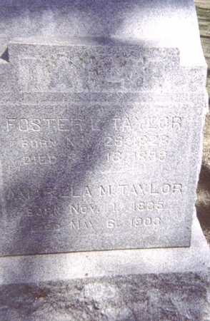 TAYLOR, AMARELLA M. - Linn County, Iowa | AMARELLA M. TAYLOR