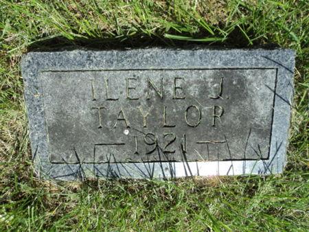TAYLOR, ILENE J. - Linn County, Iowa | ILENE J. TAYLOR