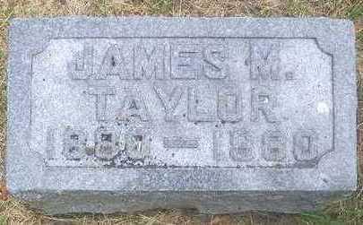 TAYLOR, JAMES M. - Linn County, Iowa | JAMES M. TAYLOR