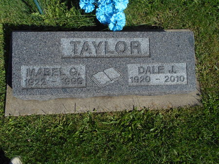 MOORE TAYLOR, MABEL G - Linn County, Iowa | MABEL G MOORE TAYLOR