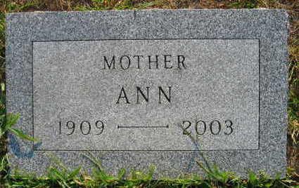 TECHNIK, ANN - Linn County, Iowa | ANN TECHNIK