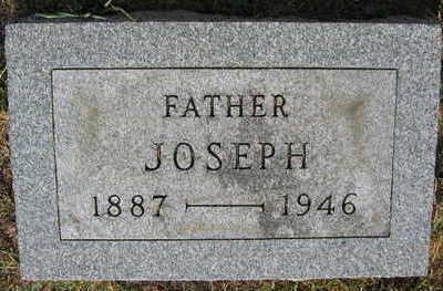 TECHNIK, JOSEPH - Linn County, Iowa   JOSEPH TECHNIK