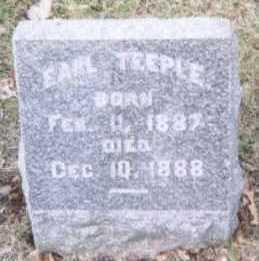 TEEPLE, EARL - Linn County, Iowa | EARL TEEPLE