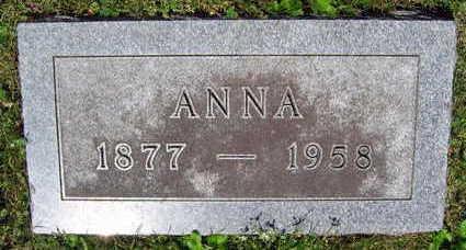 TEHEL, ANNA - Linn County, Iowa | ANNA TEHEL