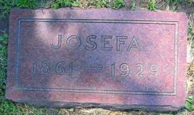 TEHEL, JOSEFA - Linn County, Iowa | JOSEFA TEHEL