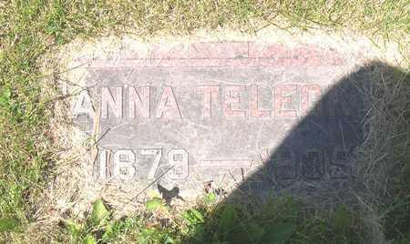 TELECKY, ANNA - Linn County, Iowa   ANNA TELECKY