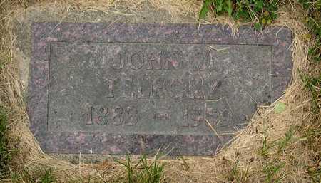 TELECKY, JOHN J. - Linn County, Iowa   JOHN J. TELECKY