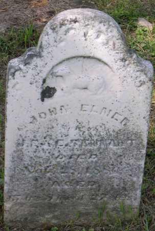 TENNANT, JOHN ELMER - Linn County, Iowa | JOHN ELMER TENNANT