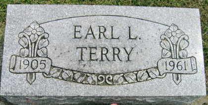 TERRY, EARL L. - Linn County, Iowa | EARL L. TERRY