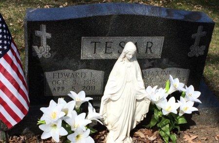 TESAR, MAXINE - Linn County, Iowa | MAXINE TESAR