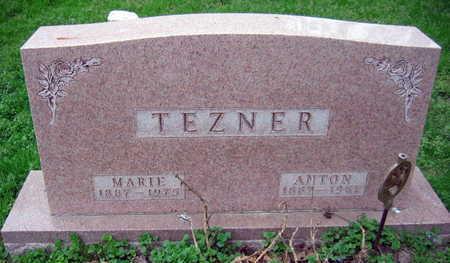 TEZNER, MARIE - Linn County, Iowa | MARIE TEZNER