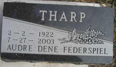 FEDERSPIEL THARP, AUDRE DENE - Linn County, Iowa | AUDRE DENE FEDERSPIEL THARP