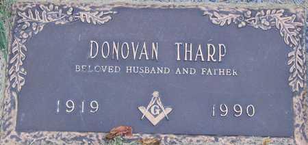 THARP, DONOVAN - Linn County, Iowa | DONOVAN THARP