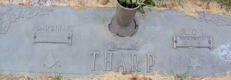 THARP, CLEO V - Linn County, Iowa | CLEO V THARP