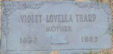 THARP, VIOLET LOVELLA - Linn County, Iowa | VIOLET LOVELLA THARP