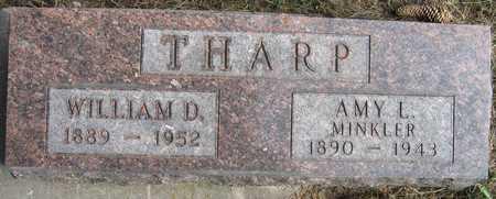 THARP, AMY L. - Linn County, Iowa | AMY L. THARP