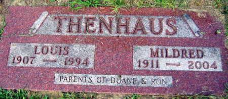 THENHAUS, LOUIS - Linn County, Iowa | LOUIS THENHAUS