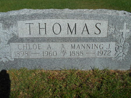 THOMAS, CHLOE A - Linn County, Iowa | CHLOE A THOMAS
