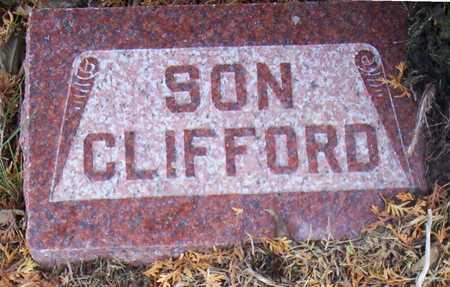 THOMPSON, CLIFFORD - Linn County, Iowa | CLIFFORD THOMPSON