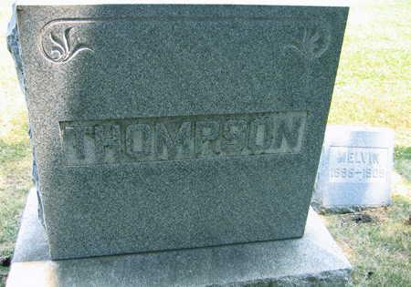 THOMPSON, FAMILY STONE - Linn County, Iowa   FAMILY STONE THOMPSON
