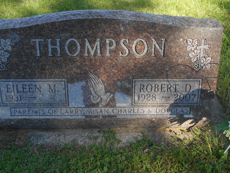 THOMPSON, ROBERT D. - Linn County, Iowa | ROBERT D. THOMPSON