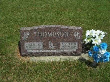 THOMPSON, ROBERT - Linn County, Iowa | ROBERT THOMPSON