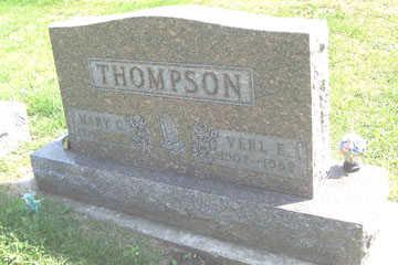 THOMPSON, VERLE - Linn County, Iowa | VERLE THOMPSON