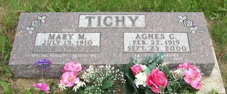TICHY, AGNES C. - Linn County, Iowa   AGNES C. TICHY