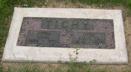 TICHY, ANNA - Linn County, Iowa | ANNA TICHY