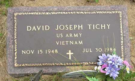 TICHY, DAVID JOSEPH - Linn County, Iowa | DAVID JOSEPH TICHY