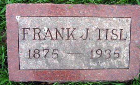 TISL, FRANK J. - Linn County, Iowa | FRANK J. TISL