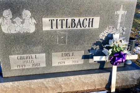 TITLBACH, LOIS J. - Linn County, Iowa   LOIS J. TITLBACH