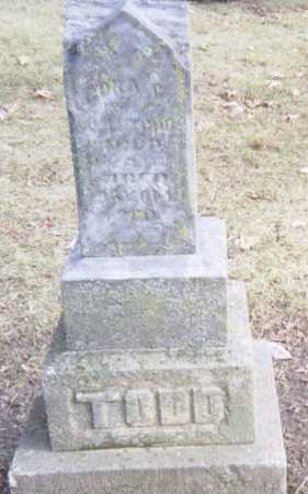 TODD, WILLIE A. - Linn County, Iowa | WILLIE A. TODD