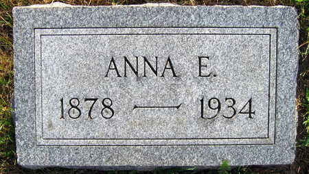 TOMAS, ANNA E. - Linn County, Iowa   ANNA E. TOMAS