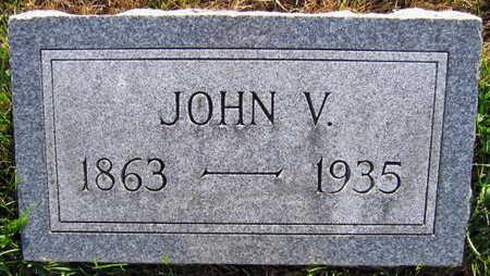 TOMAS, JOHN V. - Linn County, Iowa | JOHN V. TOMAS