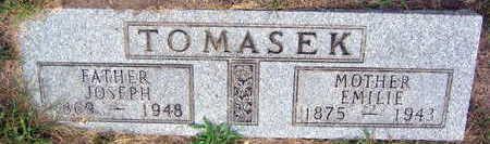 TOMASEK, JOSEPH - Linn County, Iowa | JOSEPH TOMASEK