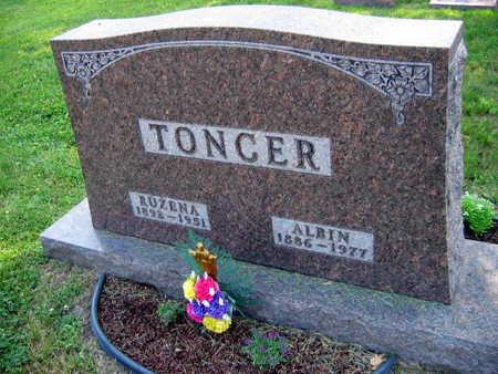 TONCER, ALBIN - Linn County, Iowa | ALBIN TONCER