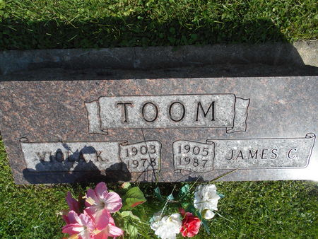 TOOM, VIOLA KATHERINE - Linn County, Iowa | VIOLA KATHERINE TOOM