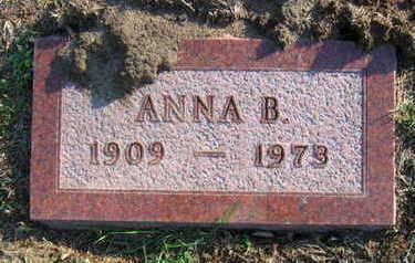 TOPINKA, ANNA B - Linn County, Iowa | ANNA B TOPINKA