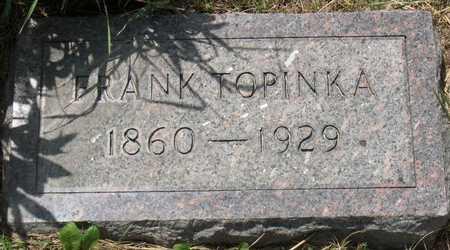 TOPINKA, FRANK - Linn County, Iowa | FRANK TOPINKA