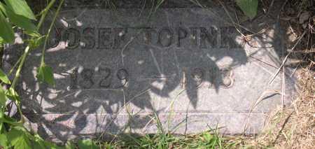 TOPINKA, JOSEF - Linn County, Iowa | JOSEF TOPINKA