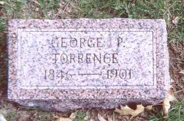 TORRENCE, GEORGE P. - Linn County, Iowa | GEORGE P. TORRENCE