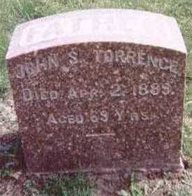 TORRENCE, JOHN S. - Linn County, Iowa | JOHN S. TORRENCE