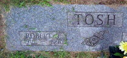 TOSH, ROBERT J. - Linn County, Iowa   ROBERT J. TOSH